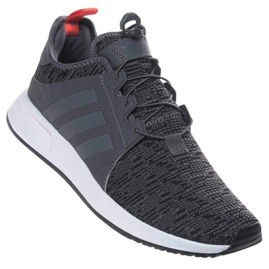 Tênis Adidas X PLR Cinza - Rock City 71db0f3e1a79f