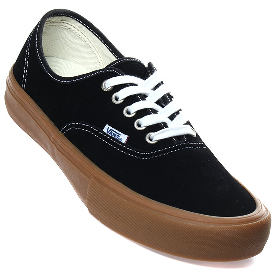 adee1a8387f Tênis Vans Authentic Pro Preto Marrom - Rock City