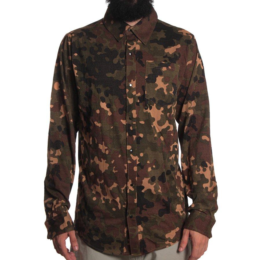 b0c7d7a0eade8 Camisa Adidas Flex Camo Camuflado - Rock City