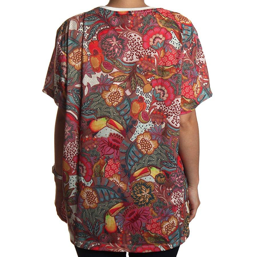a7fe167767a Camiseta Adidas BF Fugiprabali Colorido · Camiseta Adidas BF Fugiprabali  Colorido ...