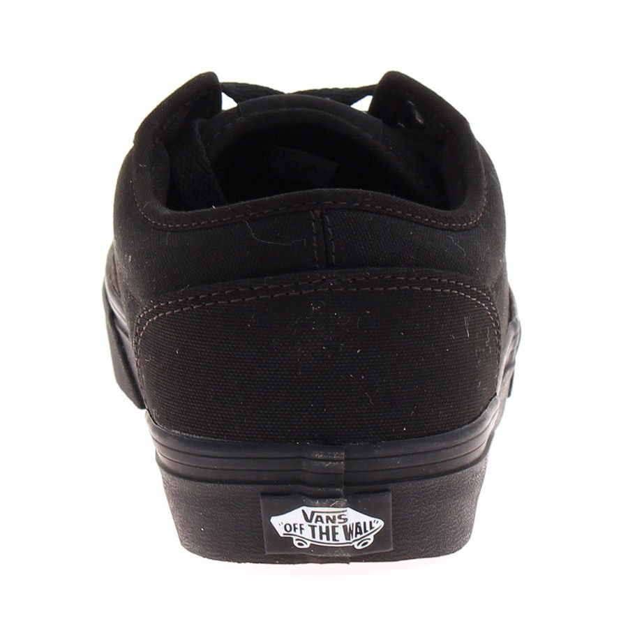 Tenis Vans Atwood Canvas Preto - Rock City 89b359df2d6