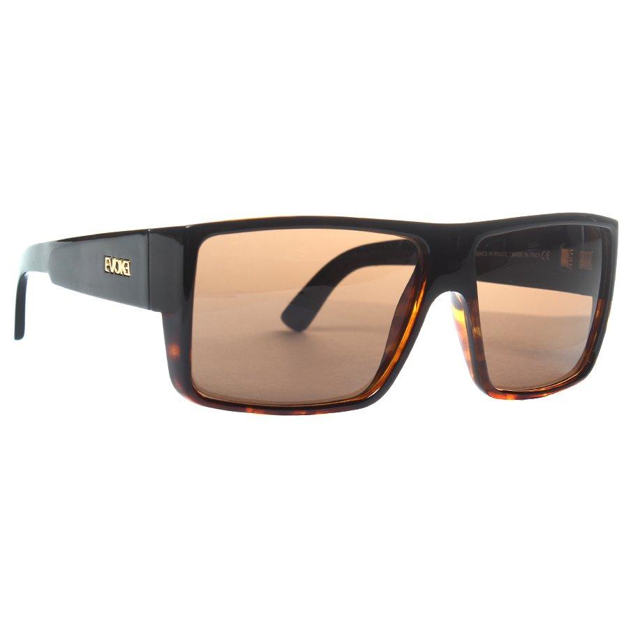 Óculos Evoke The Code Total Turtle Marrom Dourado - Rock City ba662f3ece