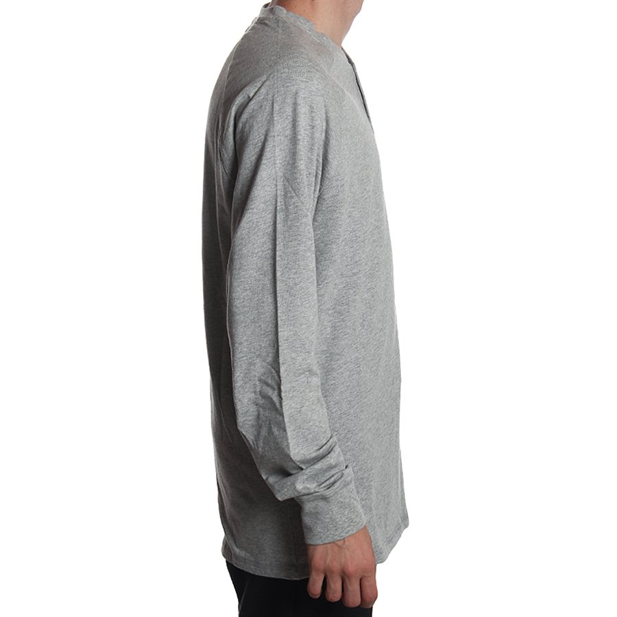 afca71c3a Camiseta Vans Manga Longa Raglan Denton Mescla - Rock City