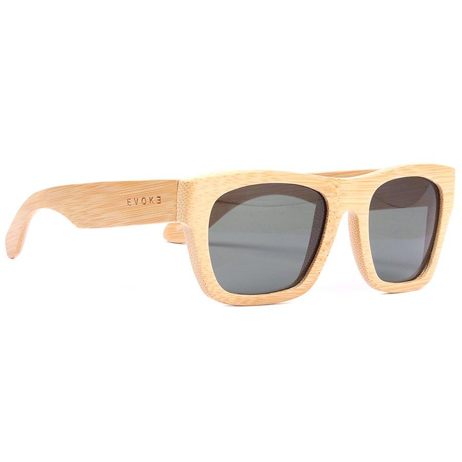 fe5caa3be9292 Óculos Evoke Wood Series 02 Black Walnut Madeira - Rock City