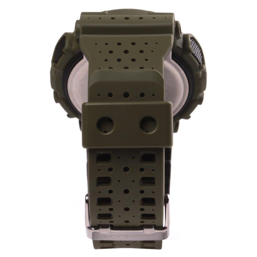 d68df52df9e Relógio Casio G-Shock GA-110LP-3ADR Verde - Rock City