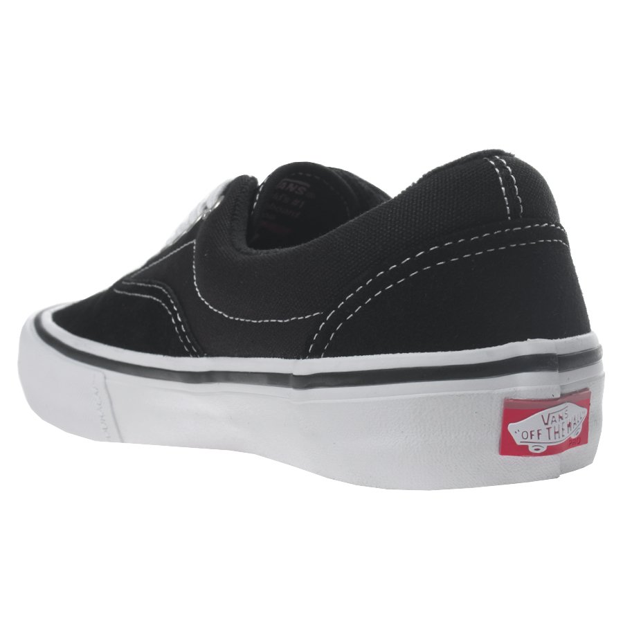 130bb69137 Tênis Vans Era Pro Preto Branco - Rock City