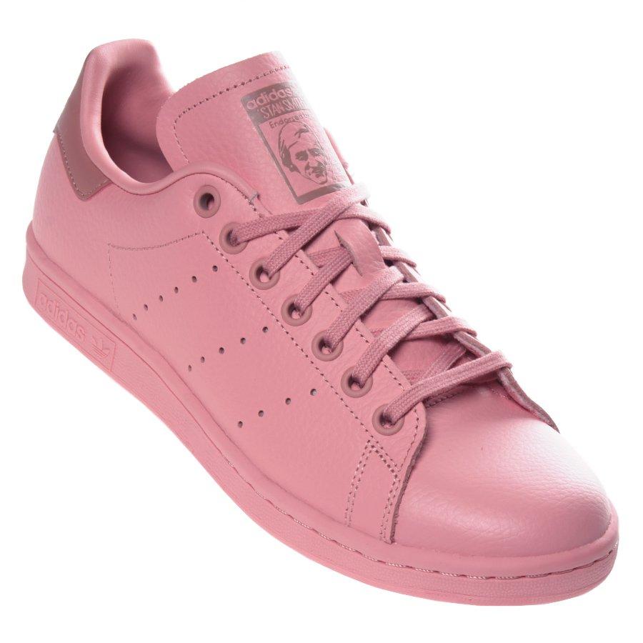 1980540b7ab Tênis Adidas Stan Smith Rosa - Rock City