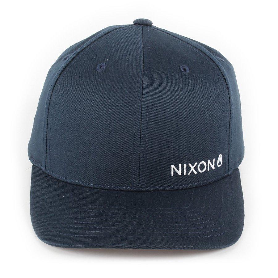 bcbef2c062c4a Bone Nixon Lockup Azul Marinho - Rock City