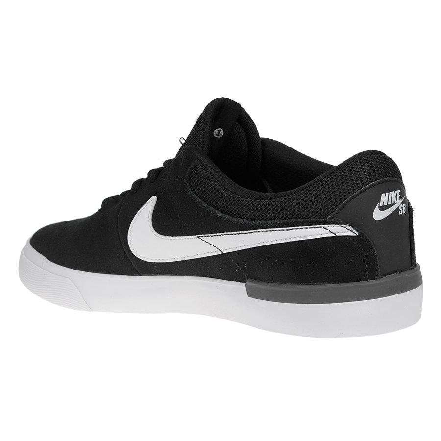 Tênis Nike SB Eric Koston Hypervulc Preto Branco - Rock City d9a8bd91b33