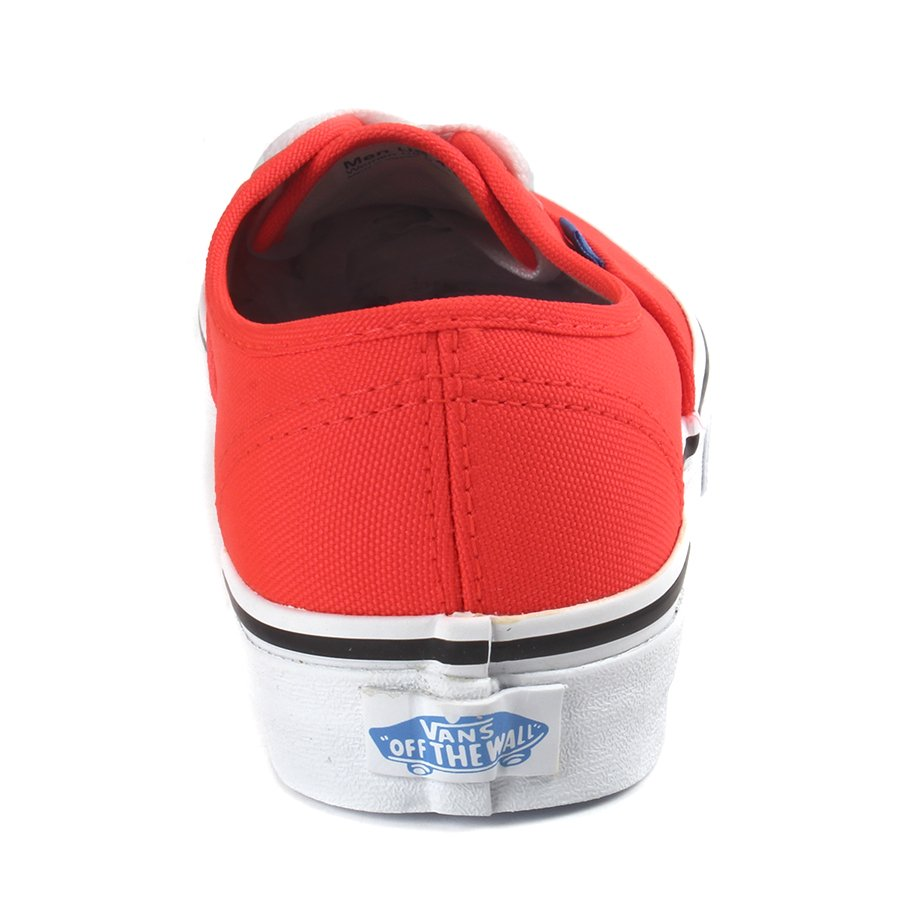 4f07f5fab52 Tenis Vans U Authentic Laranja Neon - Rock City