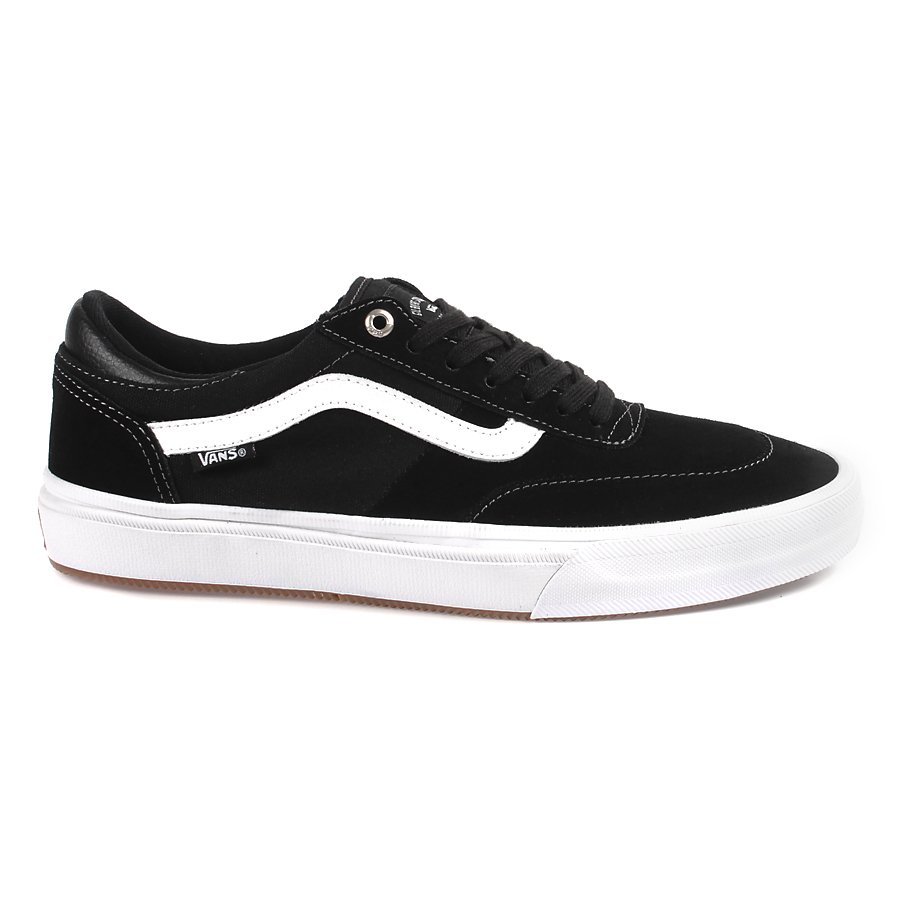 f80457c35c Tênis Vans M Gilbert Crockett 2 Pro Preto Branco - Rock City