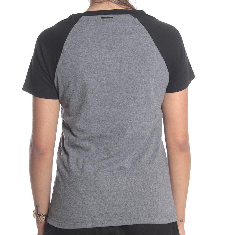 11ddad71a862a Camiseta Santa Cruz Classic Dot Preto Mesclado - Rock City