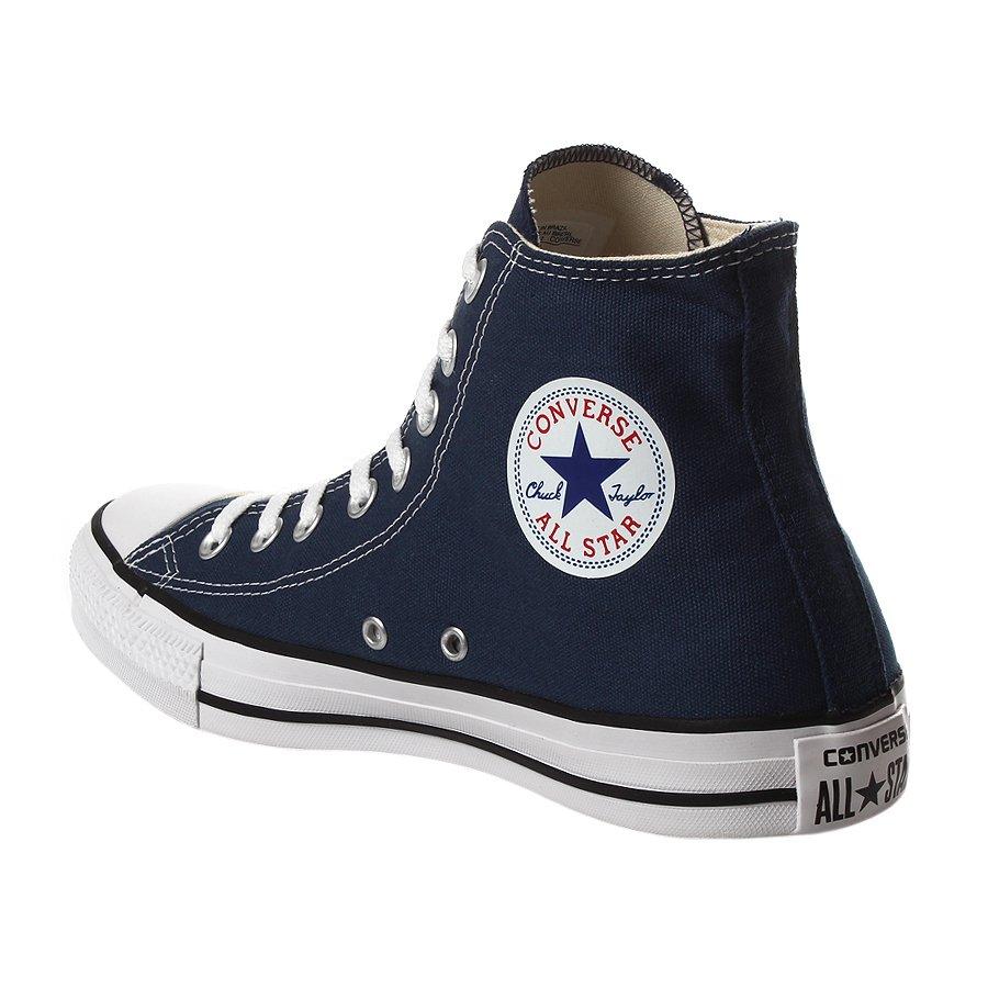3299bb6a6dc Tênis Converse Chuck Taylor All Star Azul Marinho - Rock City