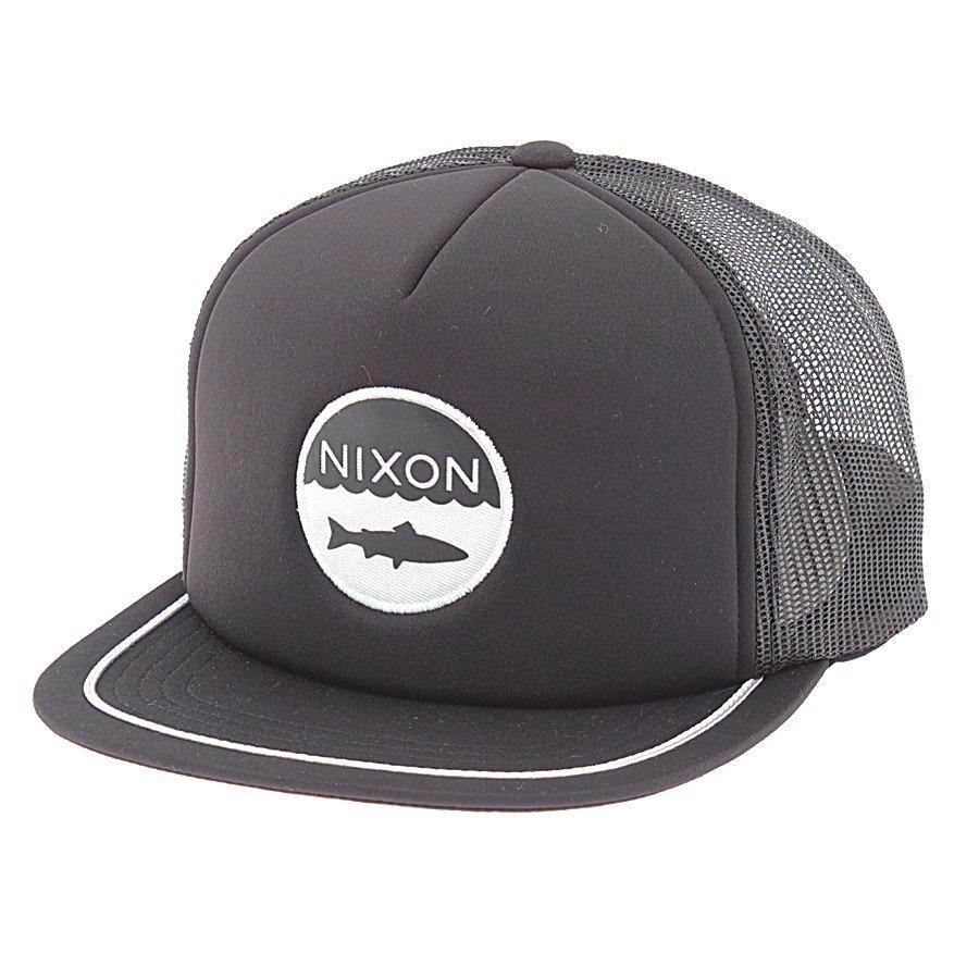 Boné Nixon Bait Trucker Preto - Rock City 05c1d0b5118
