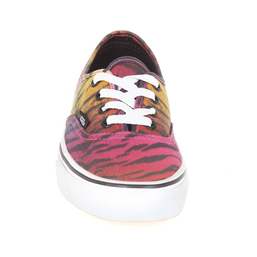 7e36203984 Tênis Vans U Authentic (Rainbow Tiger) Preto - Rock City