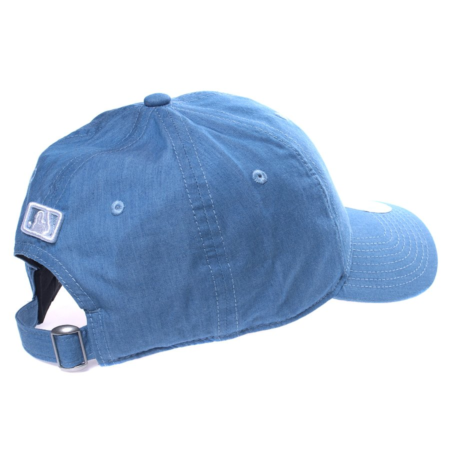 Boné New Era New York Yankees Aba Curva Azul Claro - Rock City e979d4f1e36
