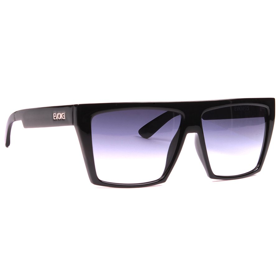 Óculos Evoke EVK 15 Gradient Preto Azul - Rock City cd21703ad0
