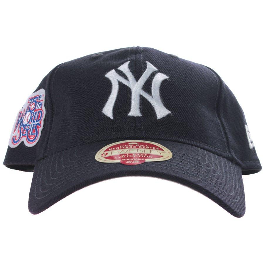 Boné New Era New York Yankees Heritage Series Azul Marinho - Rock City 539aff5c4f3