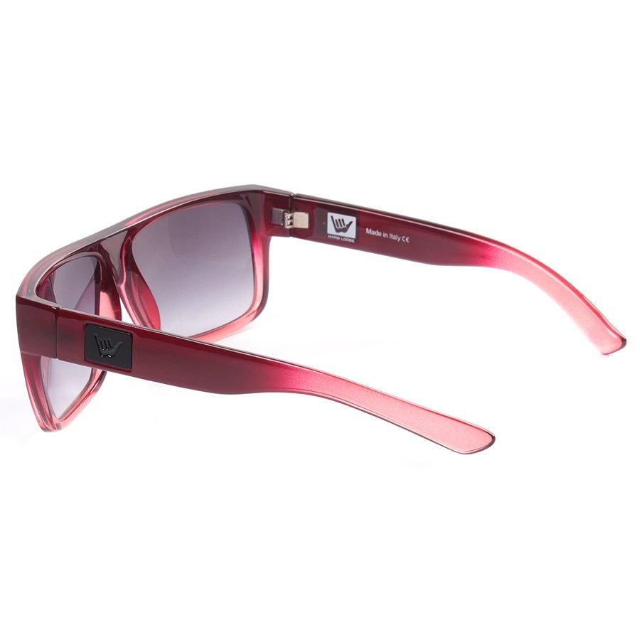 89dd1c33f Óculos Hang Loose Savana Vermelho - Rock City