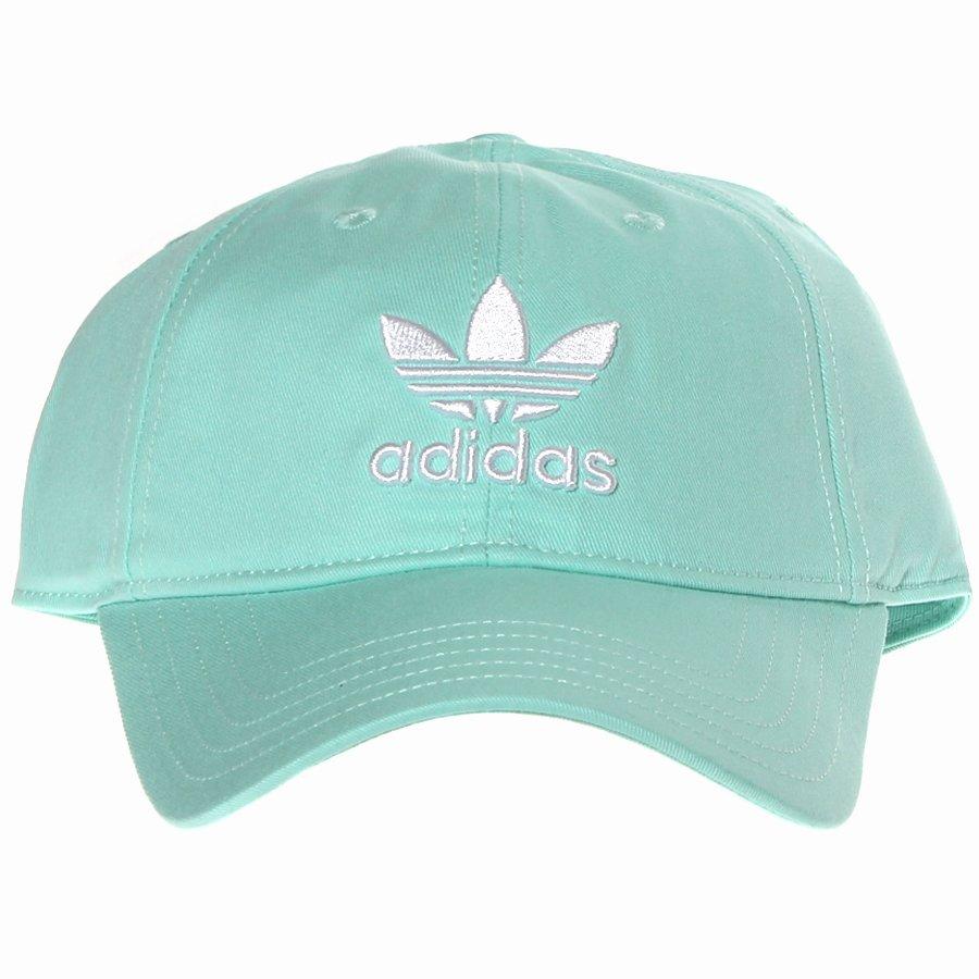 Boné Adidas Trefoil Verde - Rock City 531427860eb