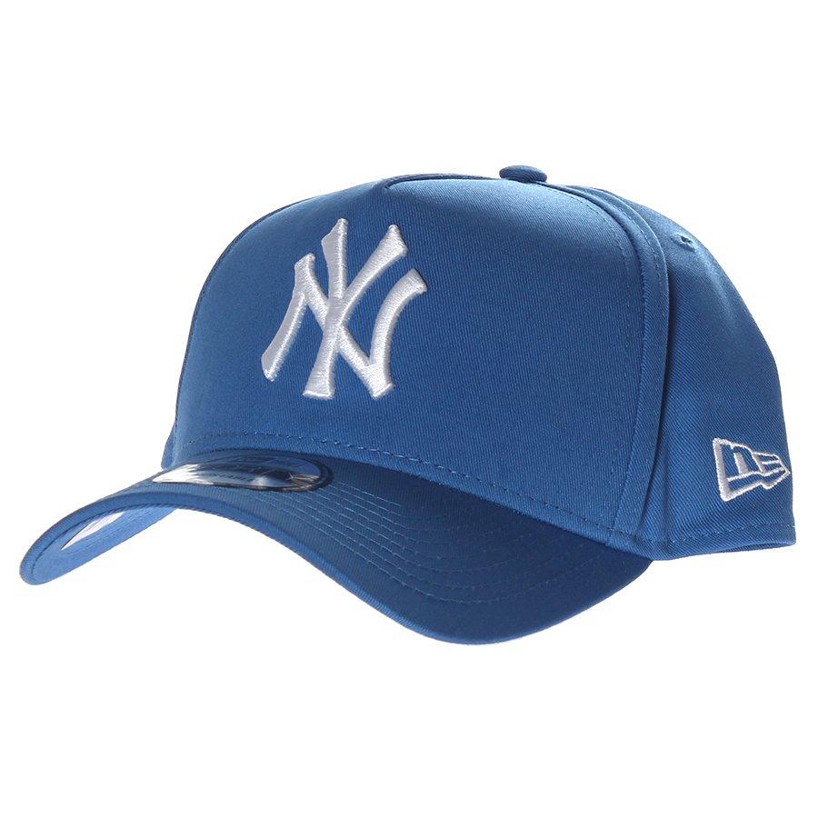 659cf415e8444 Boné New Era New York Azul - Rock City