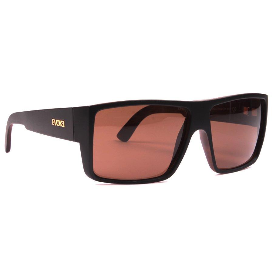 Óculos Evoke The Code Madeira Marrom - Rock City d24cfd7f69