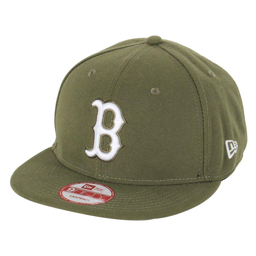 9503b2849ca6a Bone New Era Boston 950 Verde Musgo - Rock City