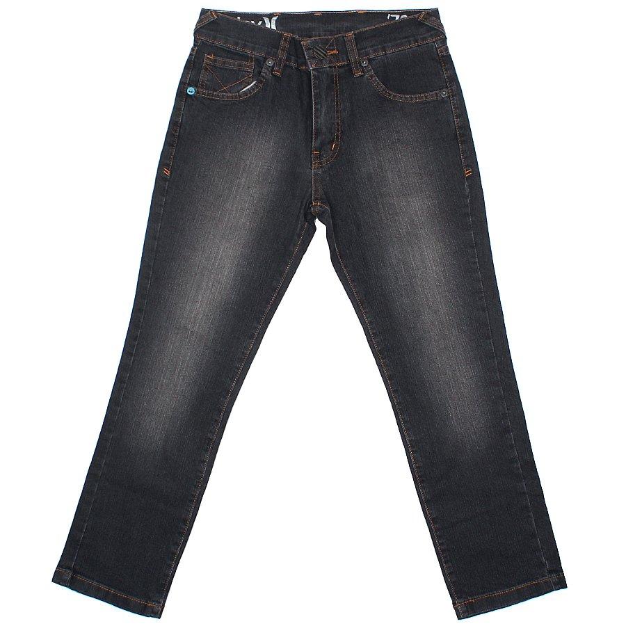 Calça Hurley Jeans Infantil Cinza - Rock City 7167520544d