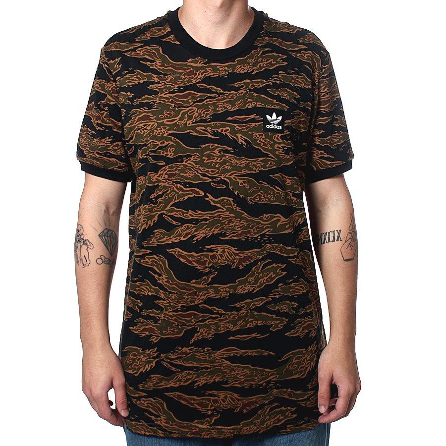 0b74788961130 Camiseta Adidas Camo Camuflado - Rock City