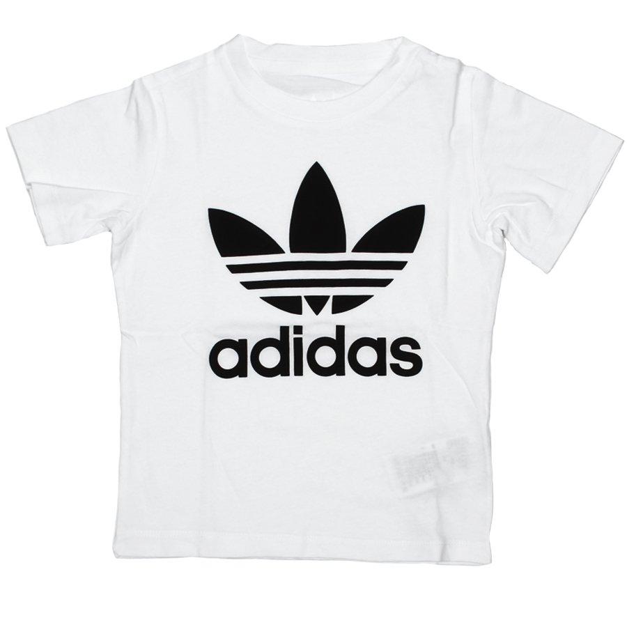 f36ba0a46cb Camiseta Adidas Infantil TRF Branco - Rock City