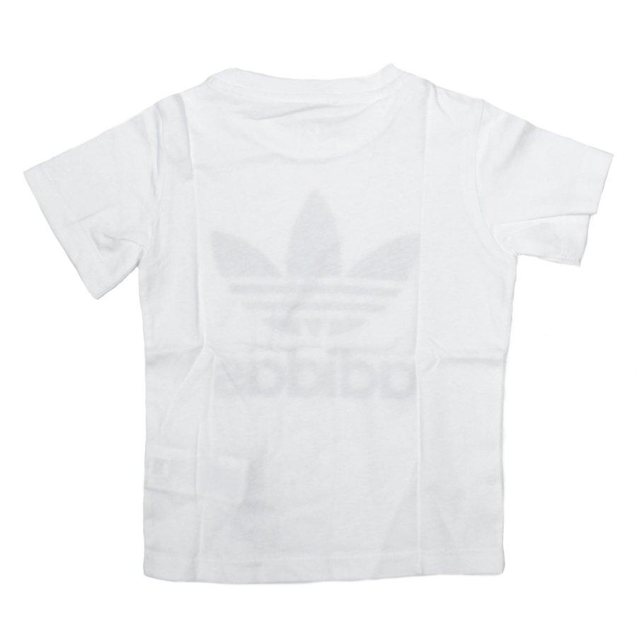 f602a1d7db2 Camiseta Adidas Infantil TRF Branco · Camiseta Adidas Infantil TRF Branco  ...