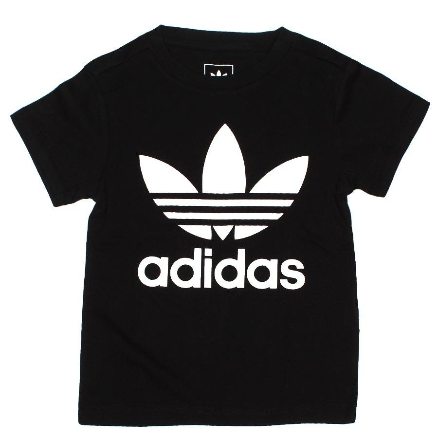 a03a5699ae8 Camiseta Adidas TRF Infantil Preto - Rock City