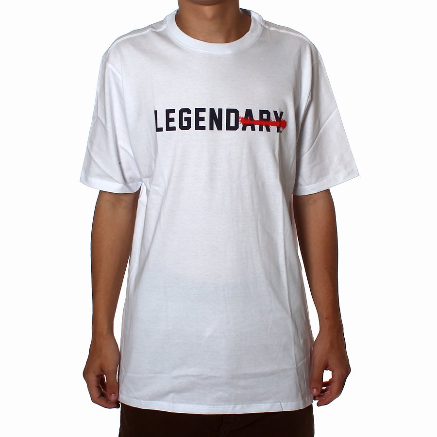 Camiseta Hurley Legend Branco - Rock City be4904b7d2e