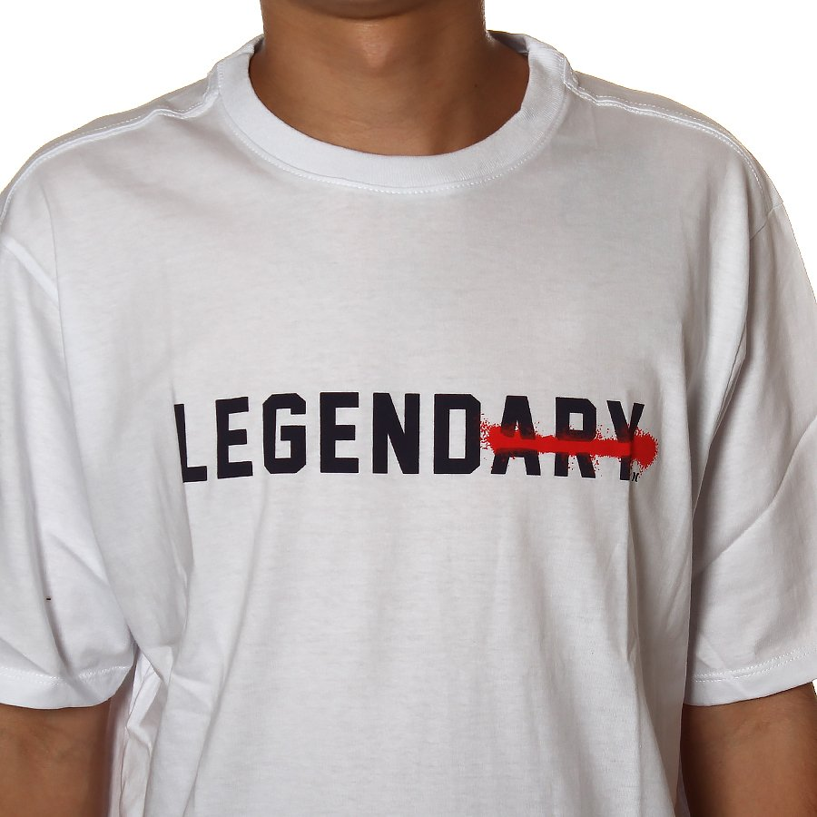 Camiseta Hurley Legend Branco - Rock City 24f97522ce9
