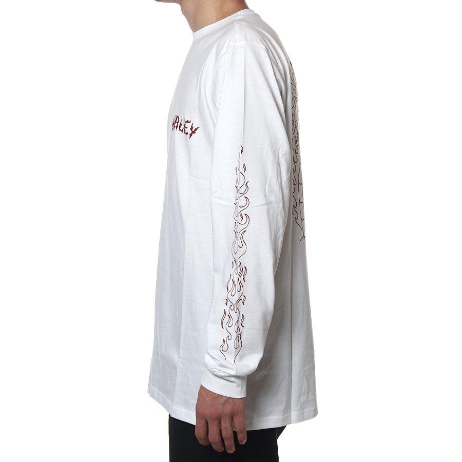 Camiseta Hurley Manga Longa Stay Cool Branco - Rock City e247f15f8d932