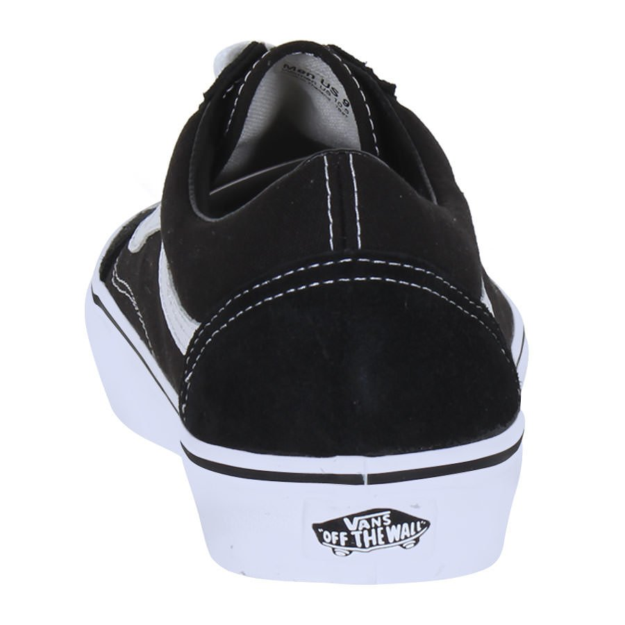746c4b114c Tênis Vans Old Skool Preto Branco - Rock City