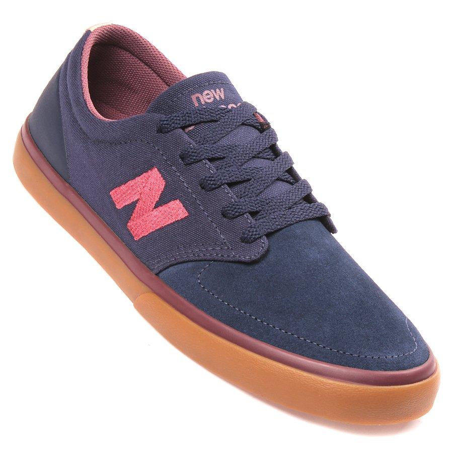 1c93c0ca8d4 Tênis New Balance Numeric 345 Lifestyle Azul Marinho - Rock City