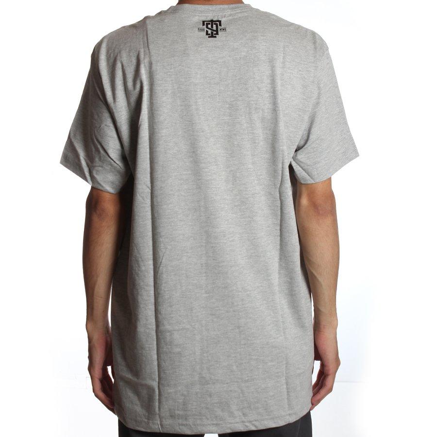 537113fe Camiseta Thug Nine Iron Mike Mescla - Rock City