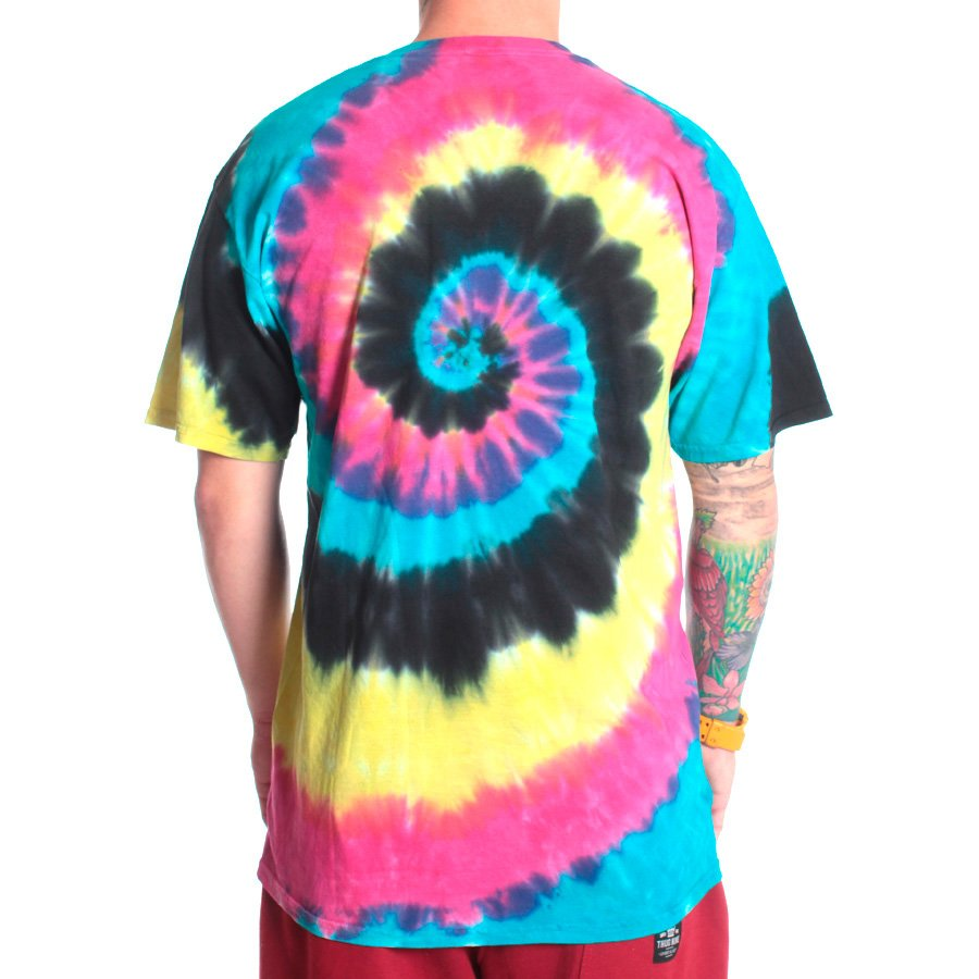 b5c7791736b1f Camiseta Dgk Popeye Tie Dye - Rock City