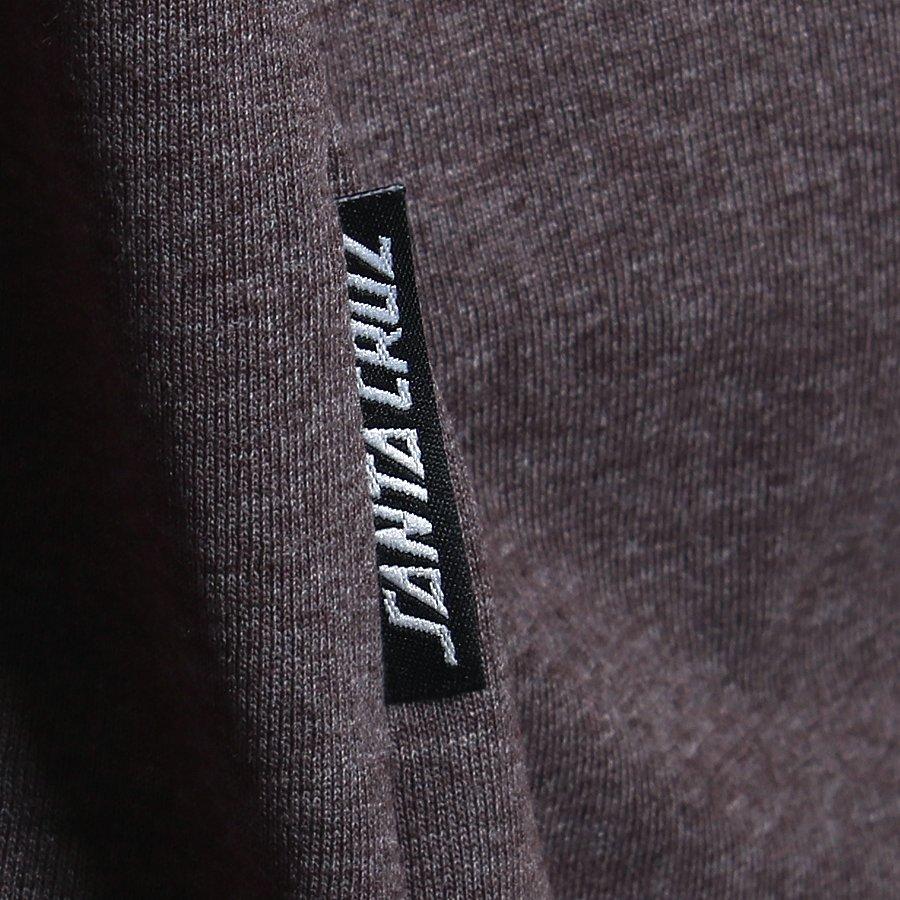 0058cff41582a Camiseta Santa Cruz Classic Dot Preto Mescla - Rock City