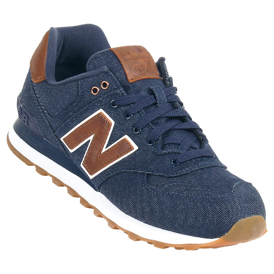 newest collection ab68d adad1 Tênis New Balance 574 Traditionnels Jeans
