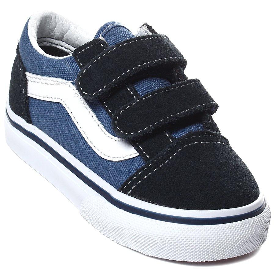 Tenis Vans Old Skool Infantil V Azul - Rock City 211a1412d0f