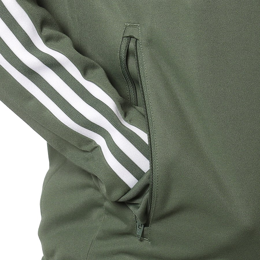 e8bc9532da Jaqueta Adidas Beckenbauer TT Verde - Rock City