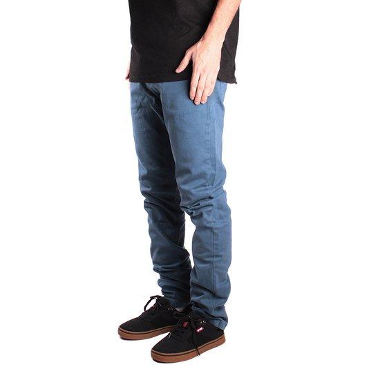 Calça Independent Skatefit Costello Azul Marinho