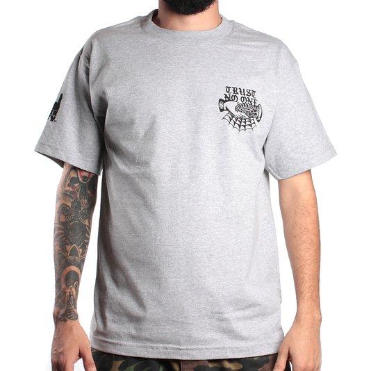 Camiseta Rock City Marchioro Trust Imp. Mescla