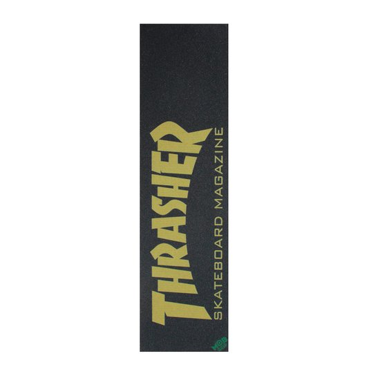 Lixa Mob Grip Thrasher Amarelo