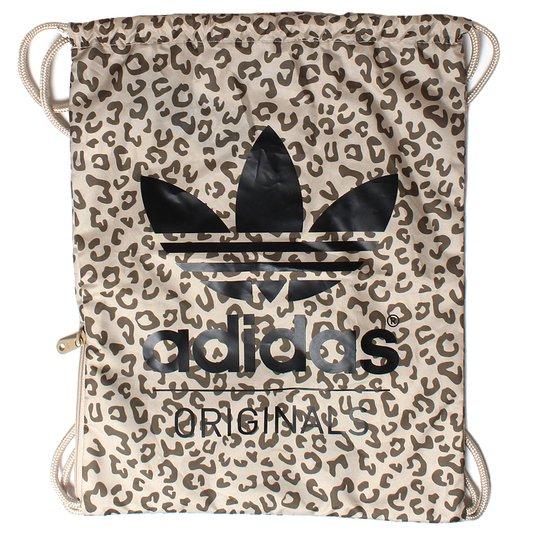 Bolsa Adidas Gymsack Leopard Leopard