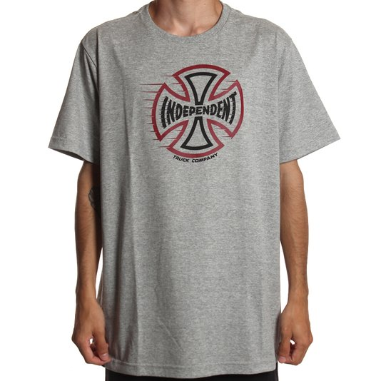 Camiseta Independent Speeding Cross Mescla