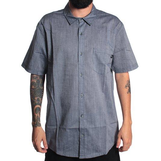 Camiseta Lost Jeans Azul