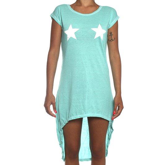 Vestido Little Sugar Star Azul